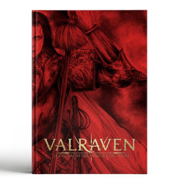 Valraven - Manuale Base: Le Cronache del Sangue e del Ferro