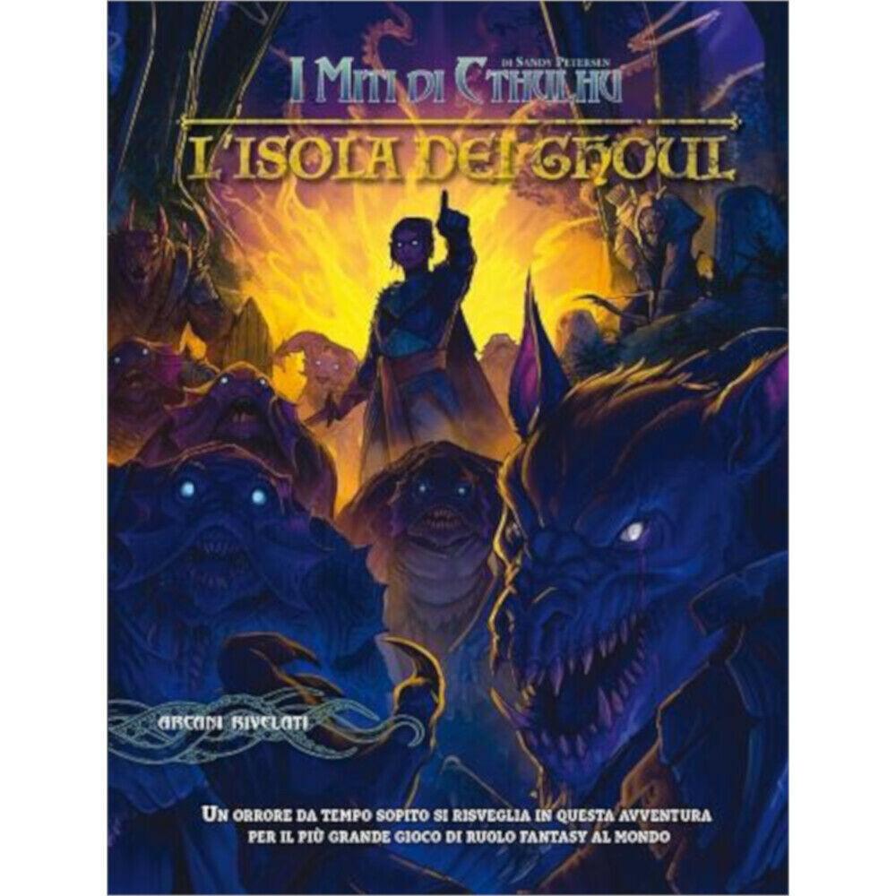 I Miti di Cthulhu - L'Isola dei Ghoul