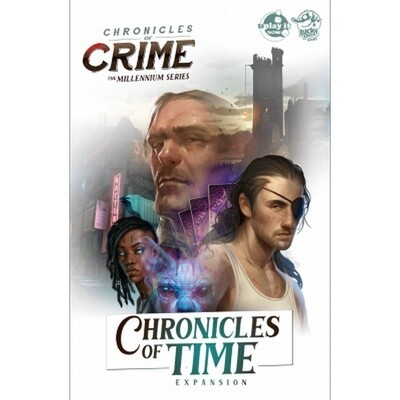 Chronicles of Crime - Chronicles of Time (Espansione)