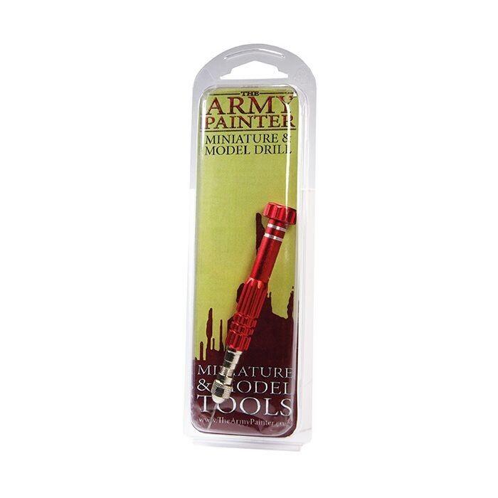 Army Painter - Miniature & Model Drill (trapano a mano per modellismo)