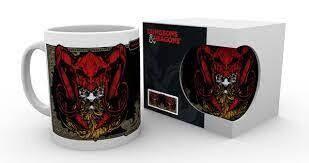 Tazza Dungeon & Dragons Player's Handbook