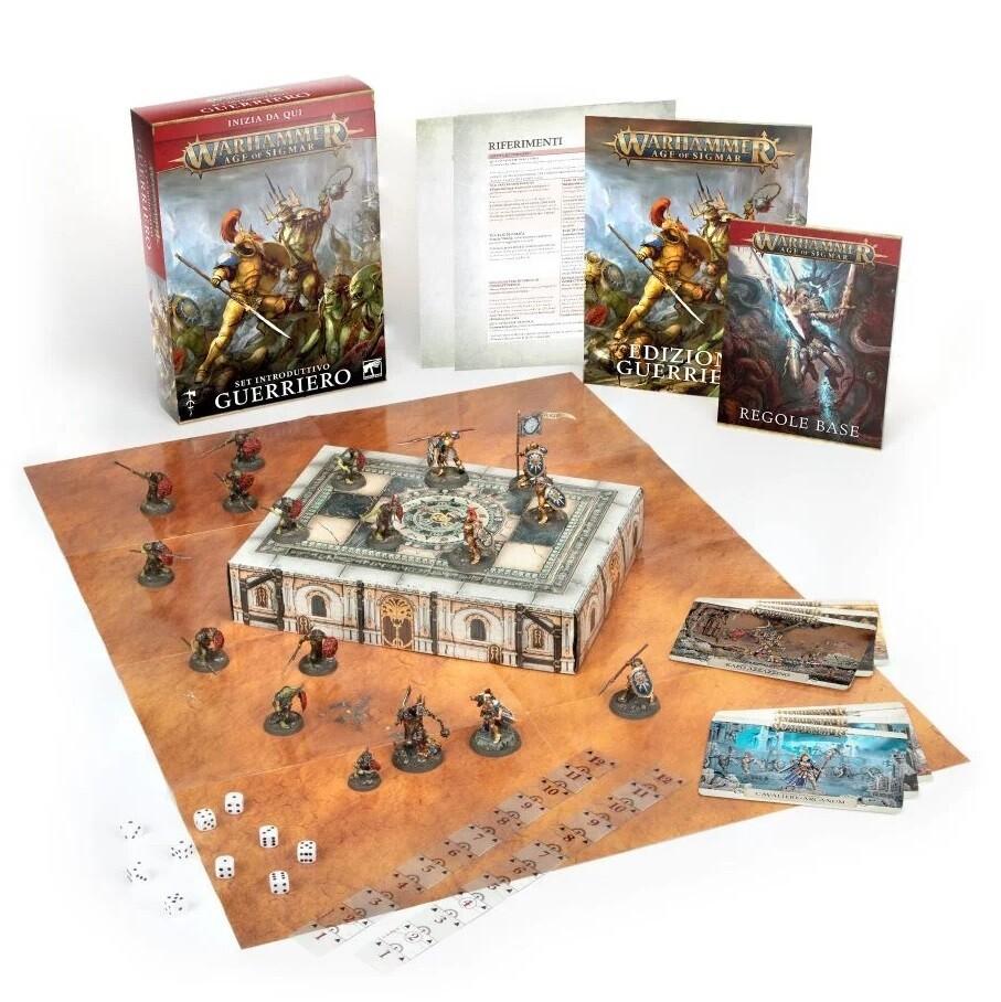 Warhammer Age of Sigmar - Set Introduttivo: Guerriero