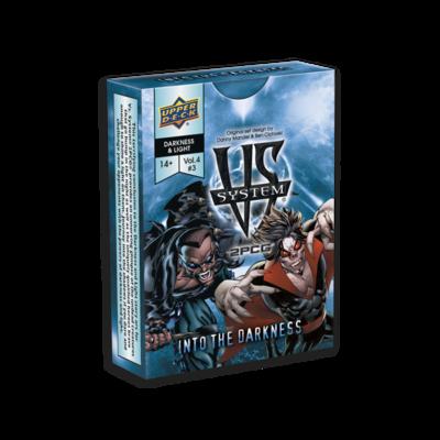 VS System - 2 PCG Marvel: Into Darkness