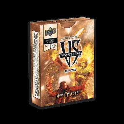 VS System - 2 PCG Marvel: Mystic Arts