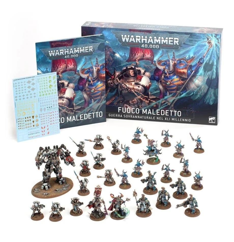 Warhammer 40000: Fuoco Maledetto