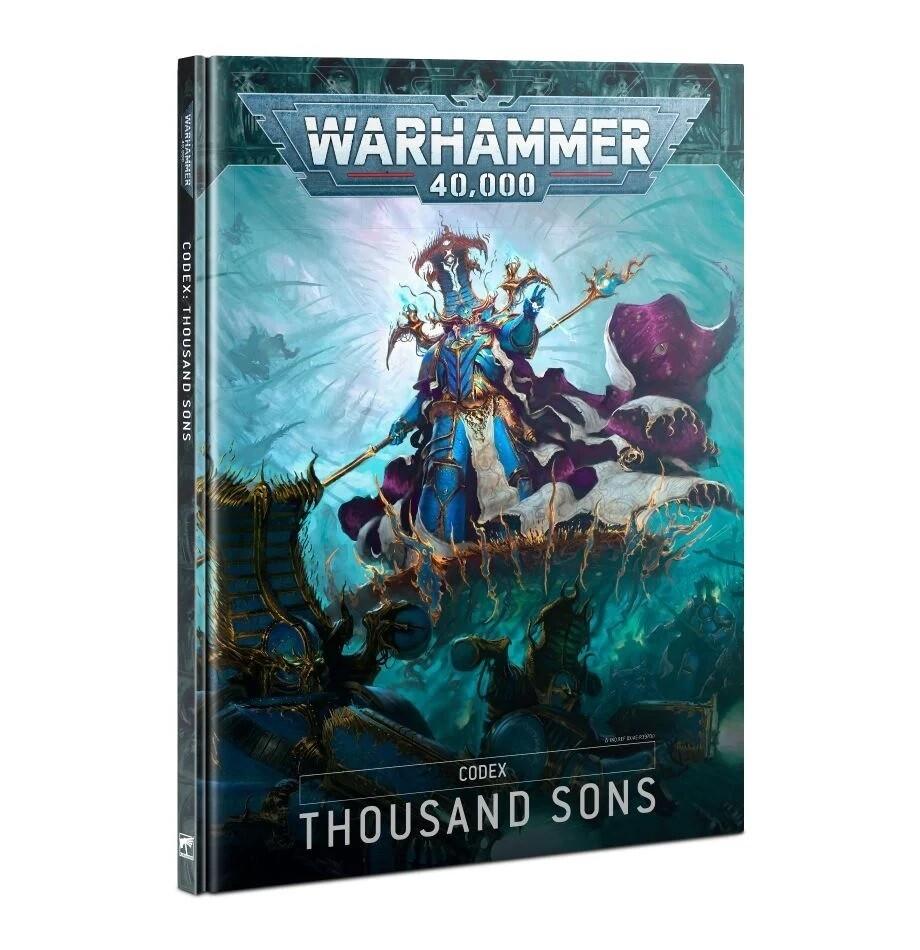 Warhammer 40000: Codex Thousand Sons