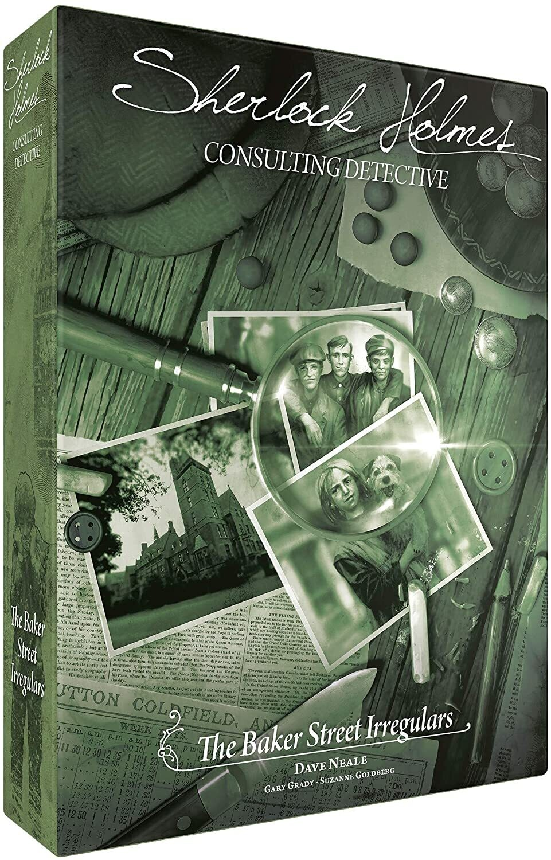 Sherlock Holmes - Consulente investigativo - Gli irregolari di Baker Street