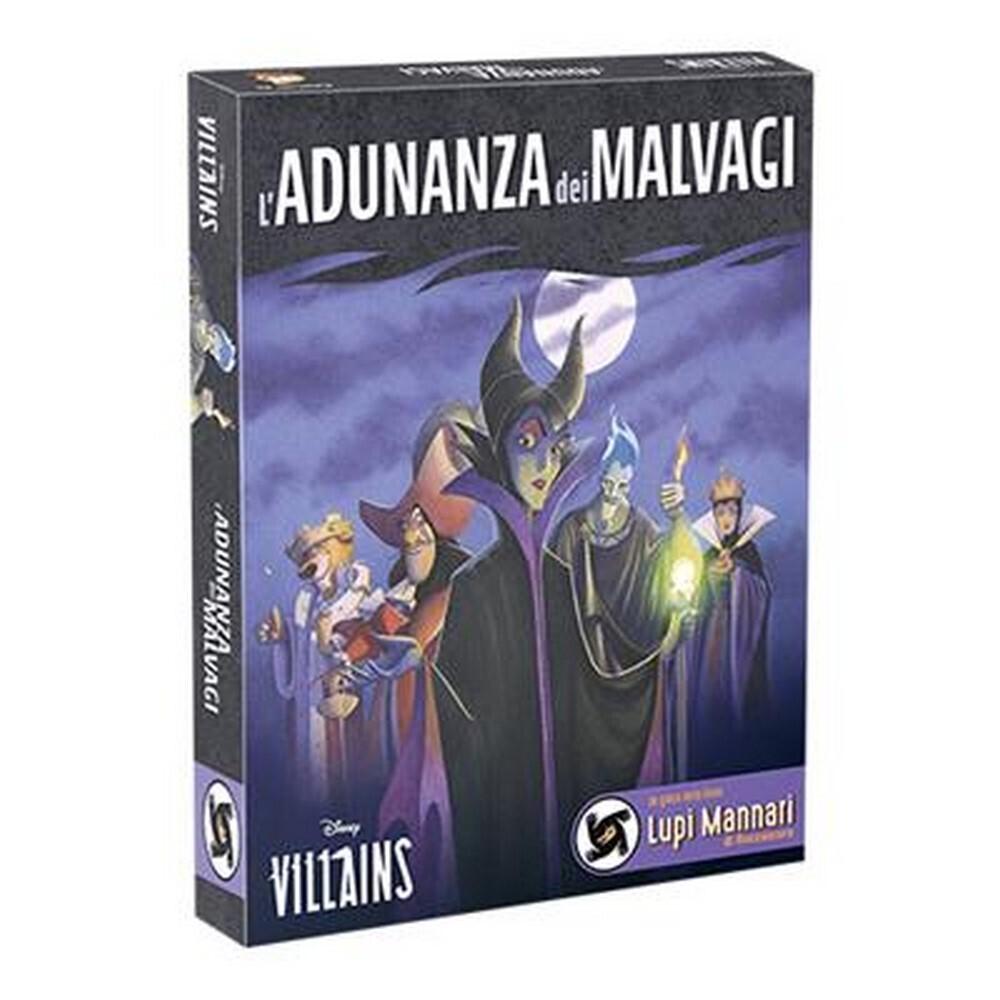 Lupi Mannari di Roccascura - Disney Villains