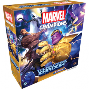 Marvel Champions - L'Ombra del Titano Folle