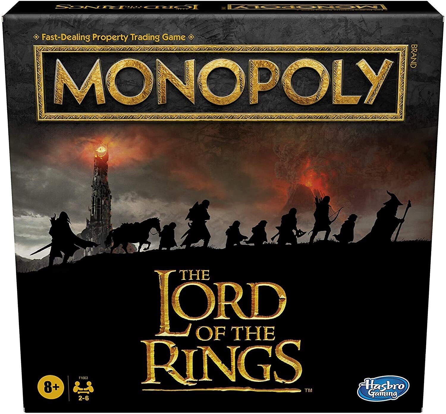 Monopoly Lord of the Rings (ITA Multilingua)