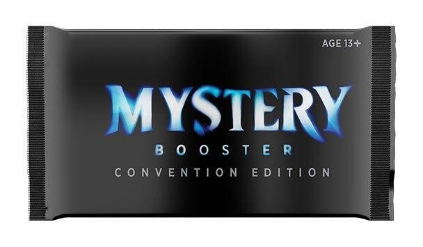 Mystery Booster Convention Edition  Bustina ENG - Magic: the Gathering