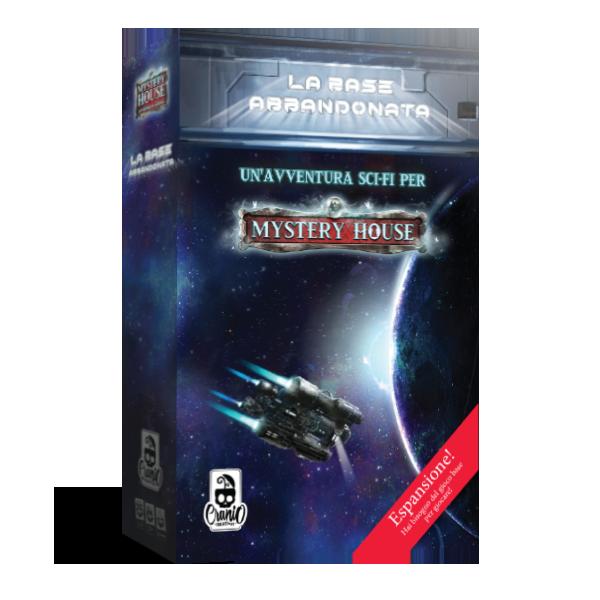 Mystery House - Avventure in scatola esp 02 - La Base Abbandonata