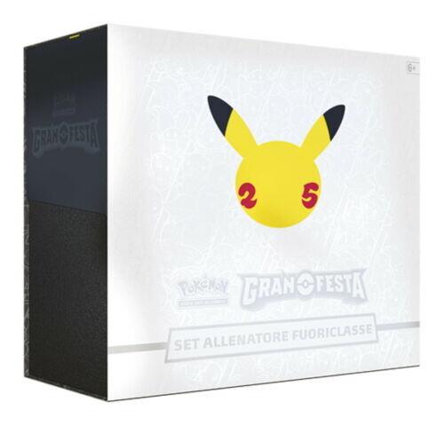 Pokemon Collezione Gran Festa Set Allenatore Fuoriclasse