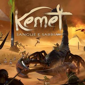Kemet - Sangue e Sabbia