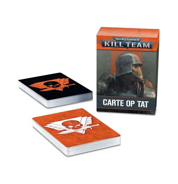 Warhammer 40000 - Kill TeamCarte Opt Tat (ita)