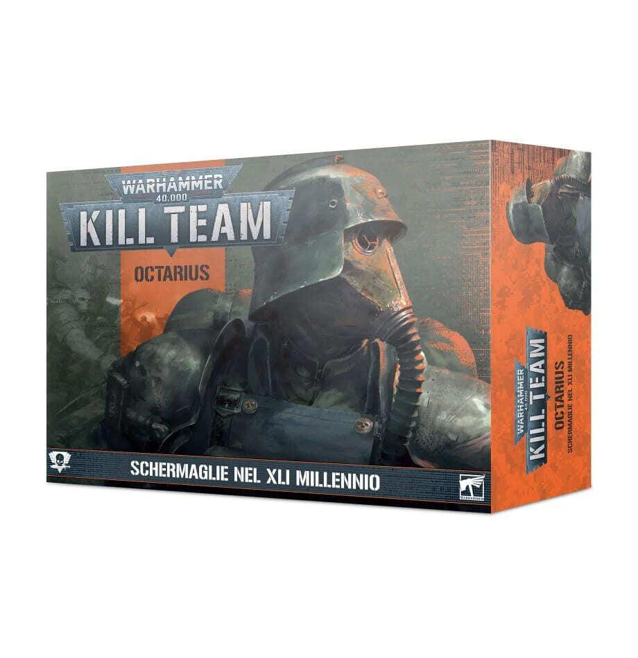 Warhammer 40000 - Kill Team Octarius