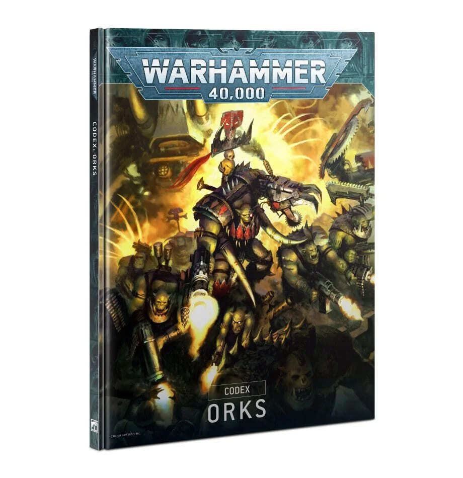 Warhammer 40000: Codex: Orks
