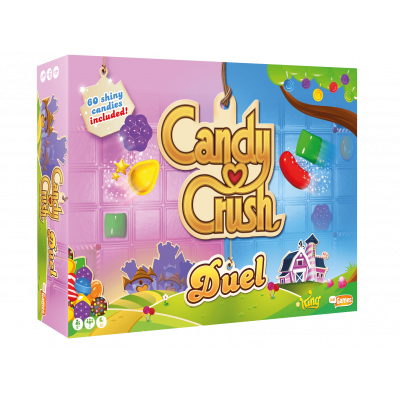 Candy Crash Duel