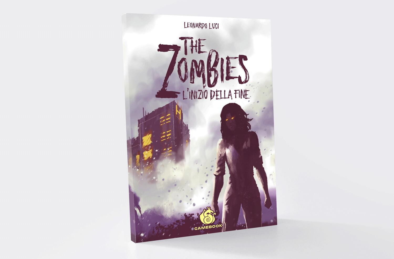 The Zombies, L'inizio della fine - Gamebook