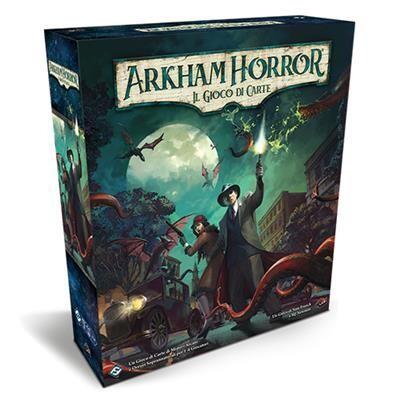 Arkham Horror LCG - Il gioco di carte ITA - REVISED Ed.