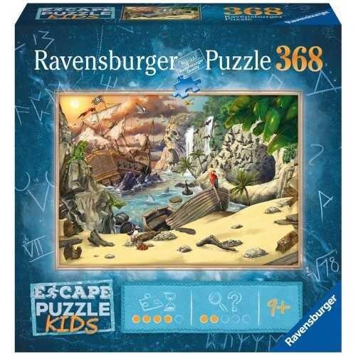 Puzzle Escape Kids Pirates 368p