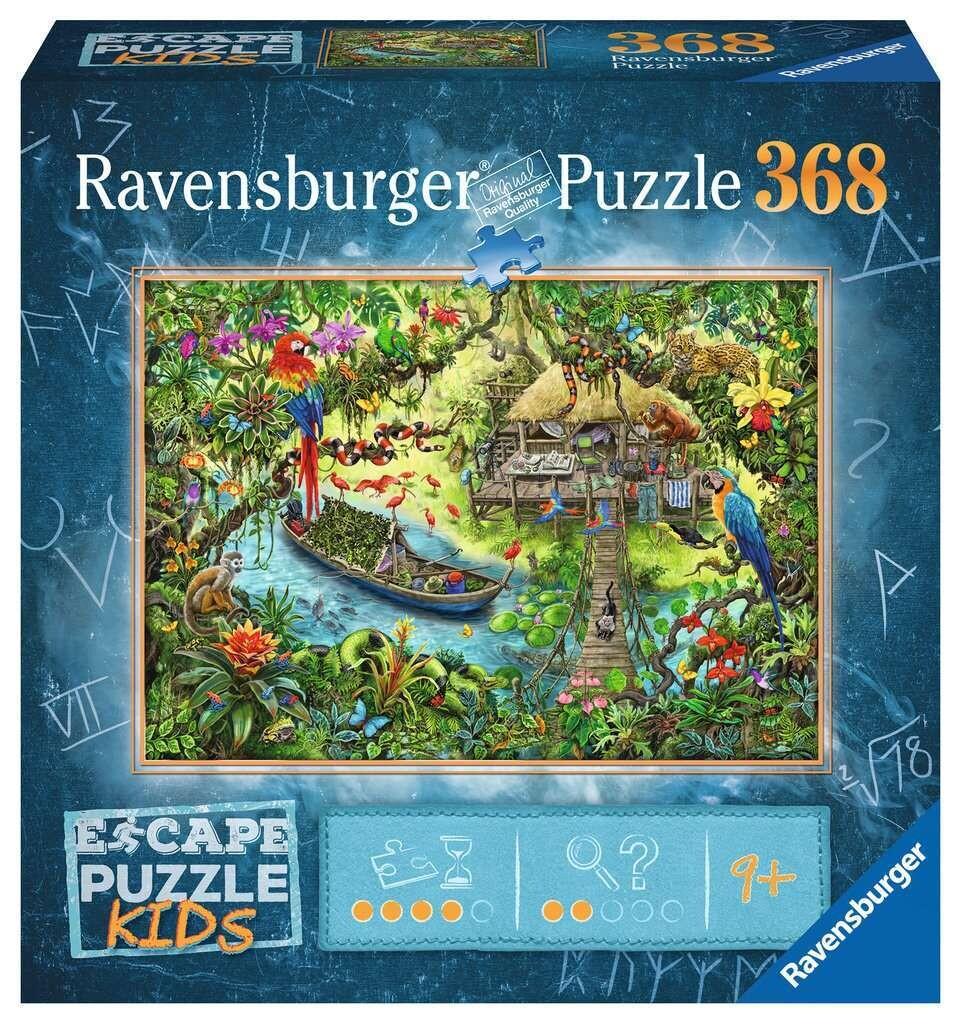 Puzzle Escape Kids Jungle 368p