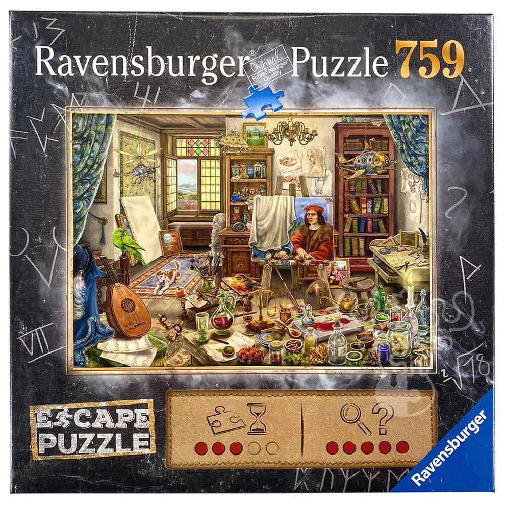 Puzzle Escape The Artist's Studio 759p