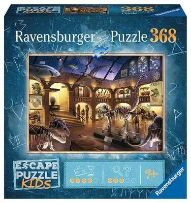 Puzzle Escape Kids Museum 368p