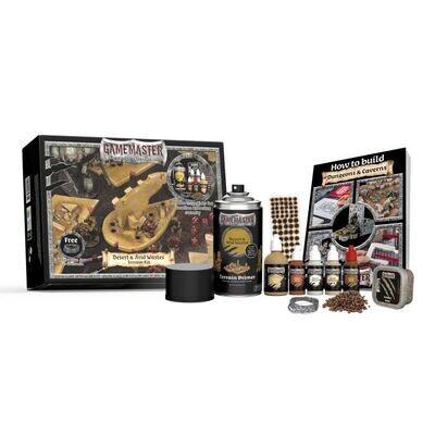 Army Painter Gamemaster: Desert & Arid Wastes Terrain Kit