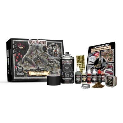 Army Painter Gamemaster: Ruins & Cliffs Terrain Kit