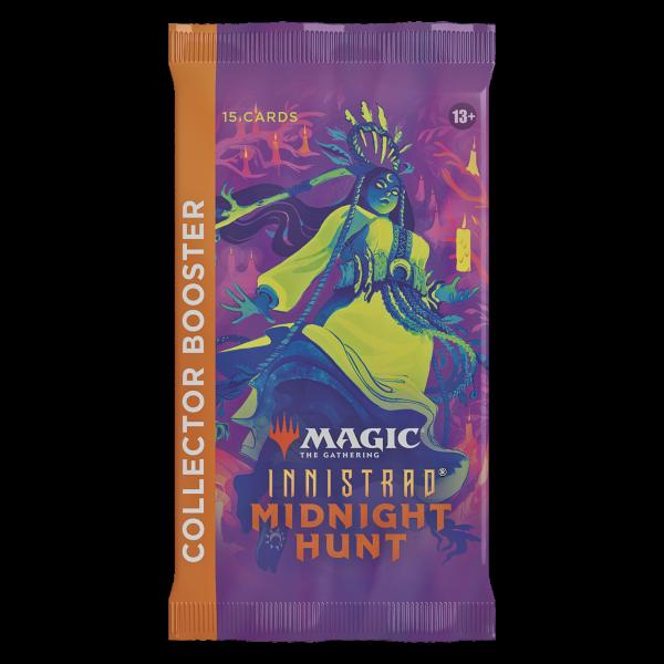 Innistrad Caccia di Mezzanotte Collector Booster ENG  - Magic: the Gathering