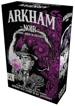 Arkham Noir - Caso 3 - Infiniti Abissi di Oscurità