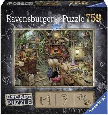 Puzzle Escape La Cucina della Strega 759p