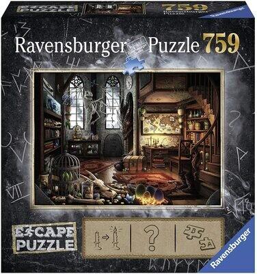 Puzzle Escape Laboratorio dei Draghi 759p