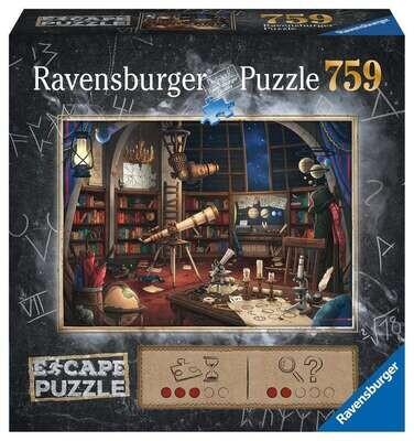 Puzzle Escape Osservatorio AStronomico 759p