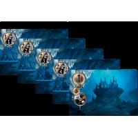 Conspiracy - Intrighi nel mondo di Abyss - Luoghi Bonus PROMO