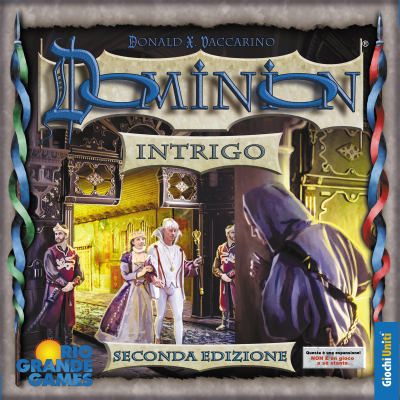 Dominion - Intrigo 2 Ed.