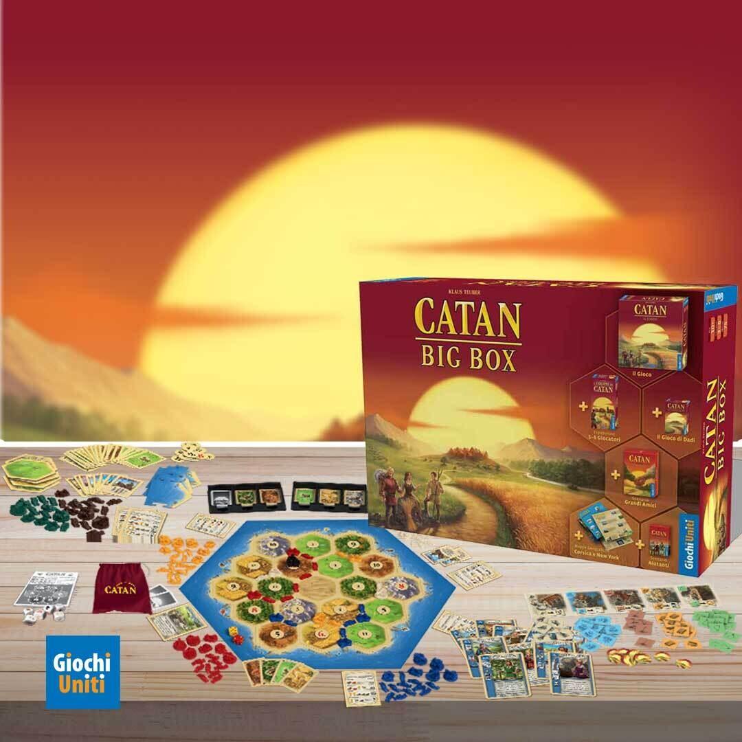 Catan Big Box (Ed. 2021)