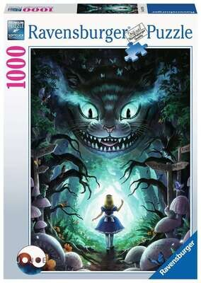 Puzzle - Avventure con Alice 1000p