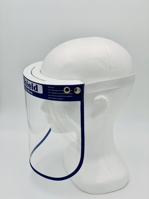 Premium Face Shield - Blue Label