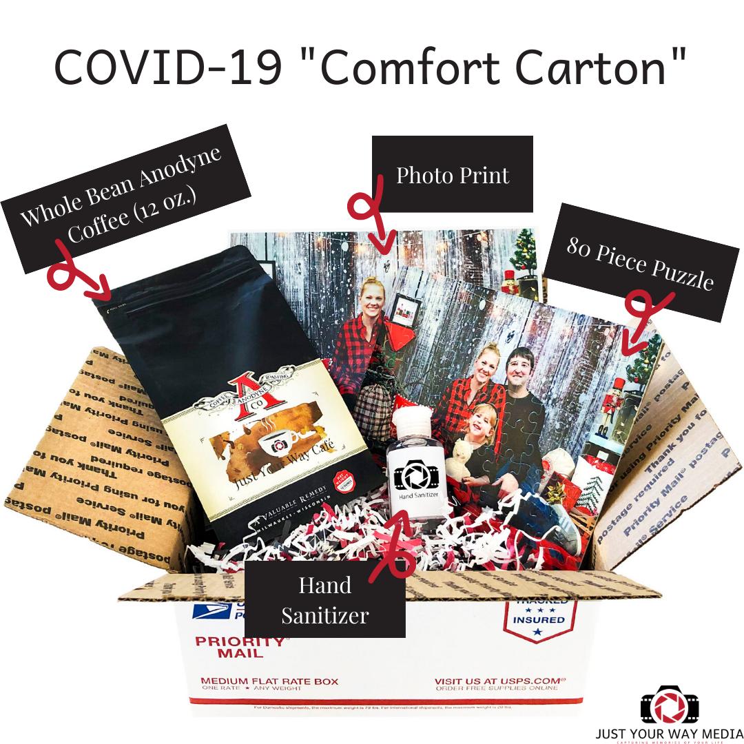 COVID-19 Comfort Carton