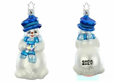Inge-Glas 2020 Annual Ornament - Beloved Winterfriend
