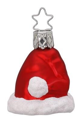Red Santa Cap