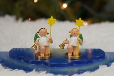 Brocade Angels (set 8)