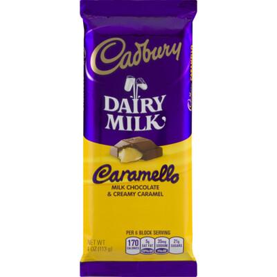 Cadbury Carmello