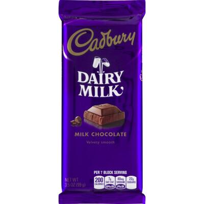 Cadbury Milk
