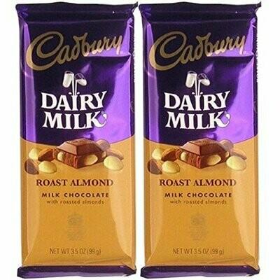 Cadbury Roasted Almond