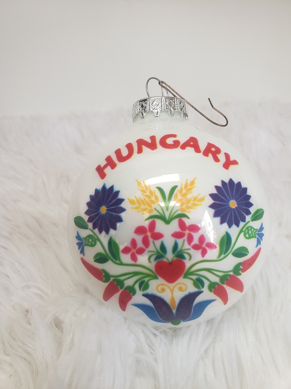 BR 7219 Hungary Floral Print