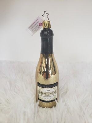 Champagne bottle 'Pinot Grigio'
