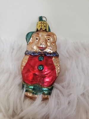 G 115 German Teddy Bear